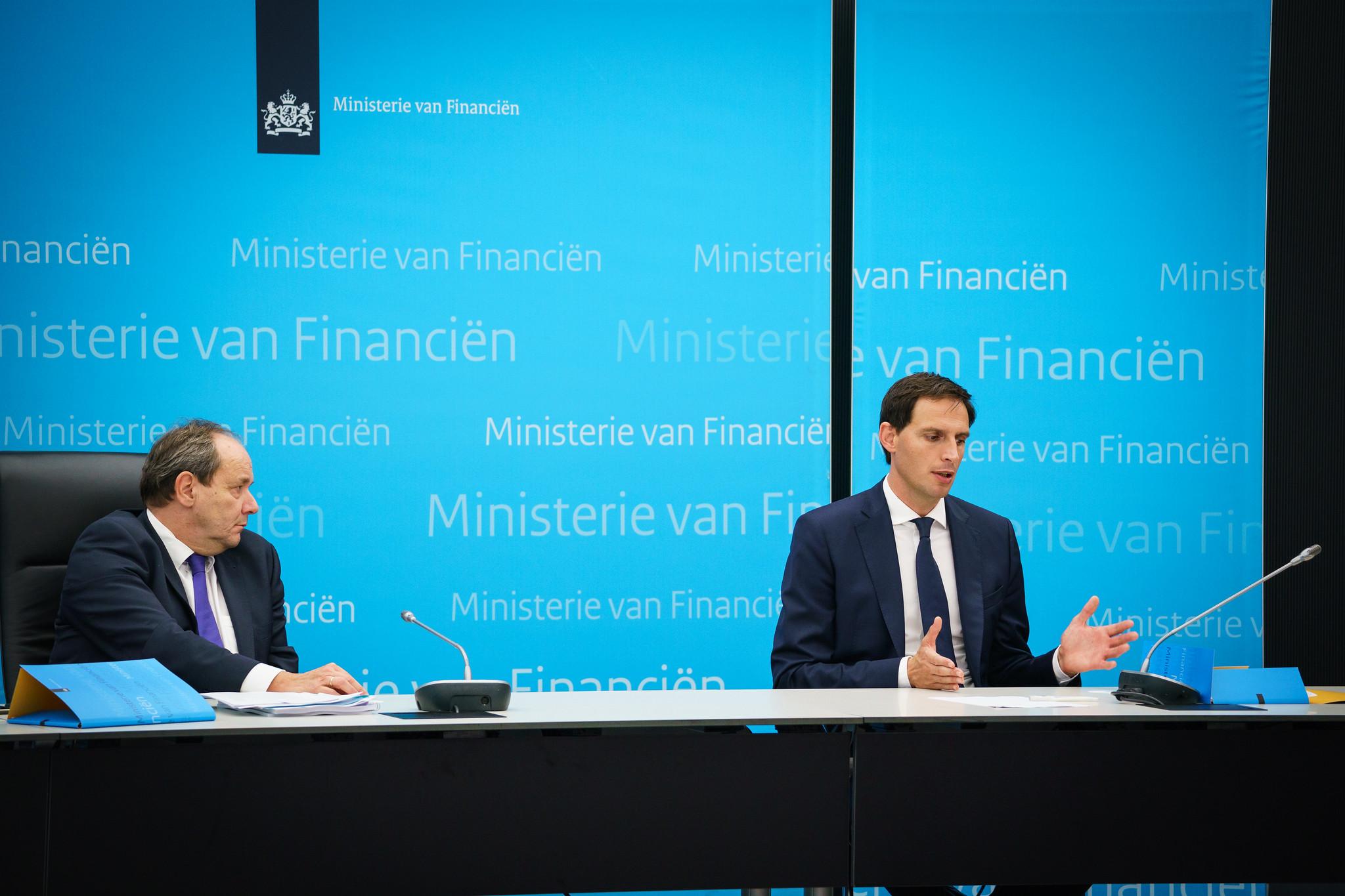 Wopke Hoekstra en de toelichting op de miljoenennota in 2020